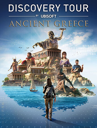 Discovery Tour: Ancient Greece cover