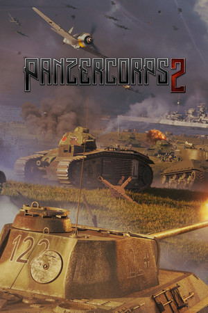Panzer Corps 2 poster