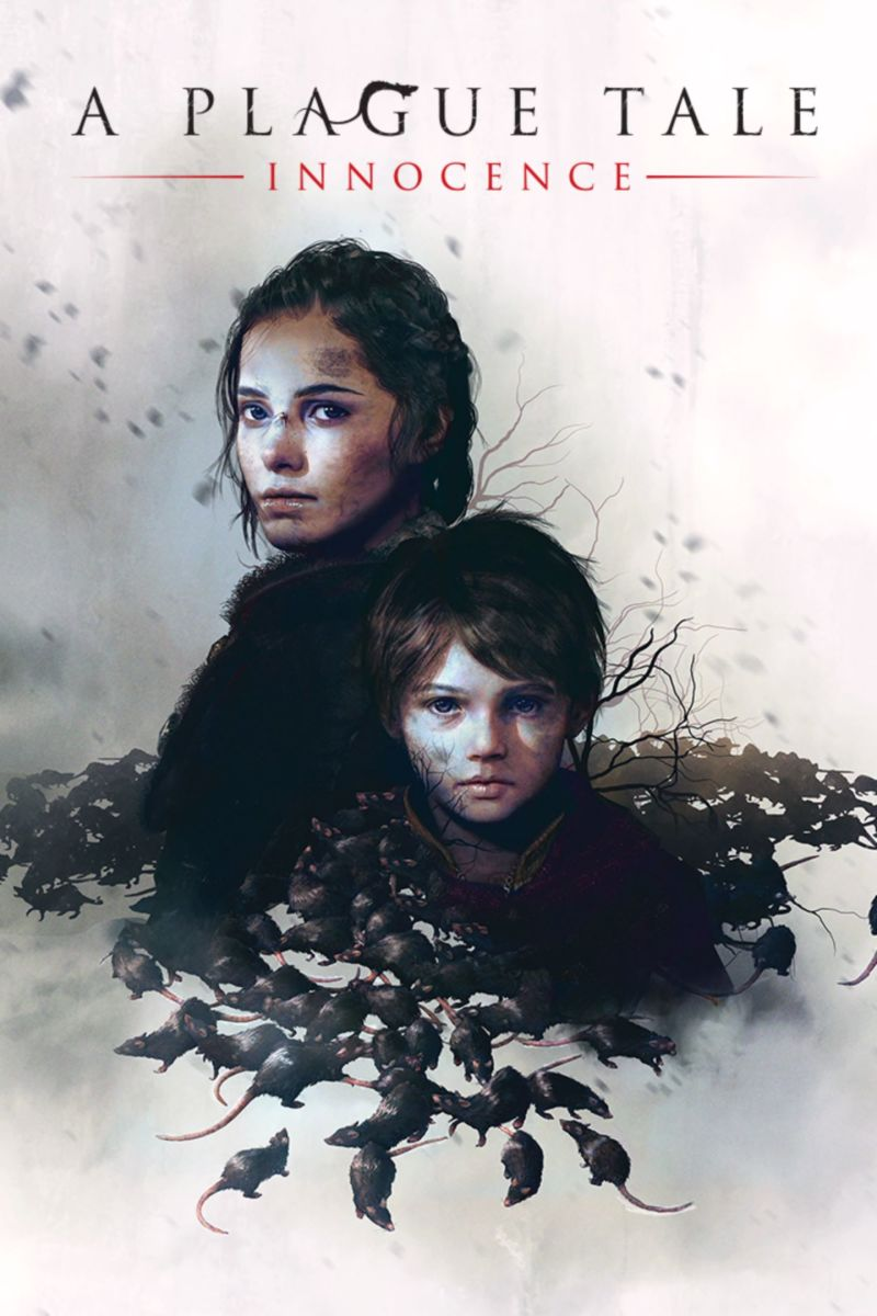 a plague tale innocence front cover